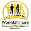 WorkBaltimore logo
